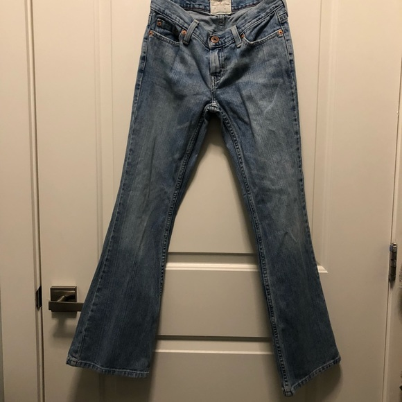 American Eagle Outfitters Denim - American Eagle Medium Washed Hipster Fit Jeans 0S